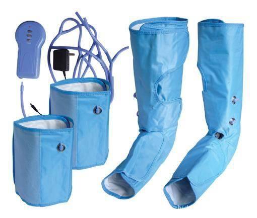 Compressed-Air Leg Wraps-Information